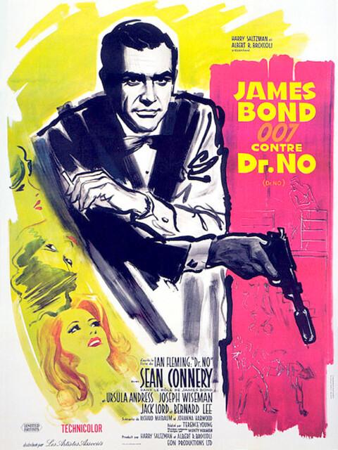1 - James Bond contre Docteur No