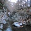 Le fond des Gorges de Brousset