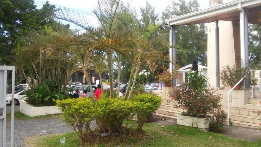 Eglise de Champ-Borne (fin) - Cyclone Jenny