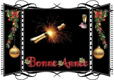 merci et bonne année