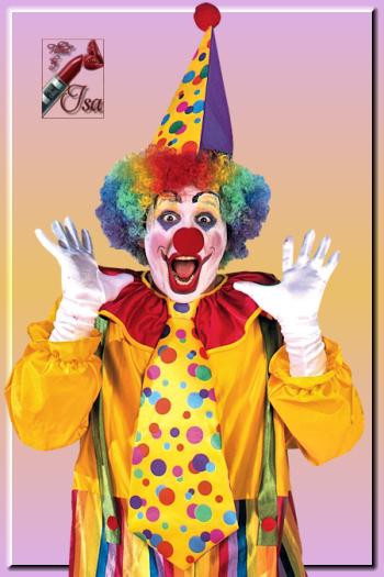 CL0003 - Tube clown