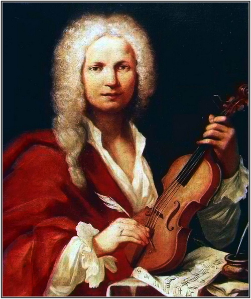 Antonio Vivaldi - Concerto pout Hautbois, Cordes et Basse continue RV461 (1720)