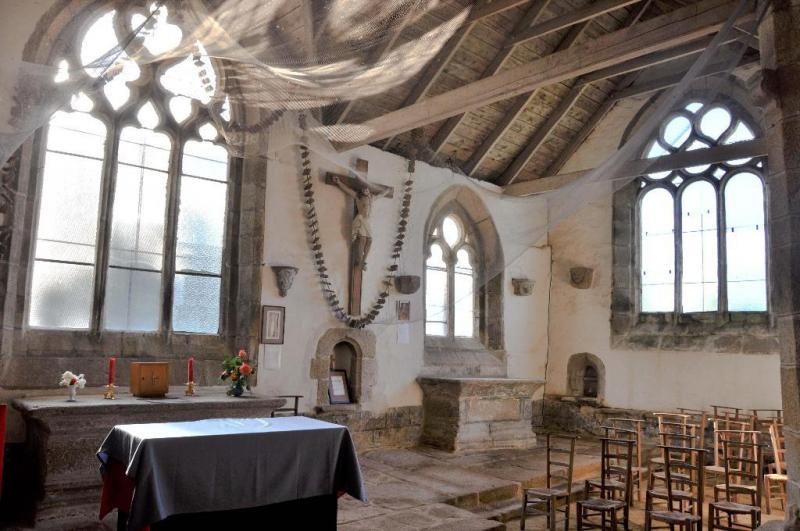 création pour anastasia sur les chapelles bretonnes