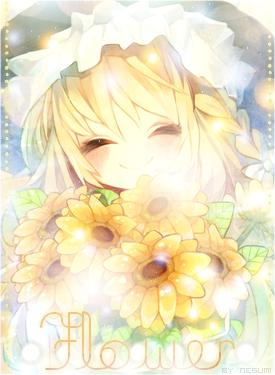 [création] flower