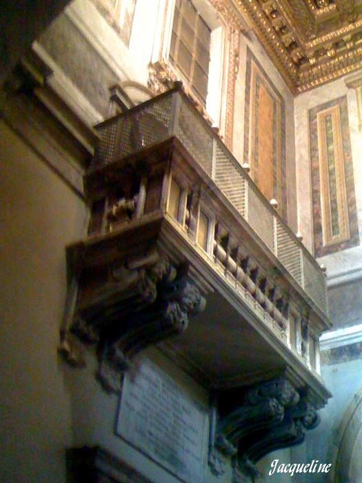 Italie: basilique St-Chrysogone-2