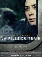 La Fille du train : Rachel prend tous les jours le même train et passe tous les jours devant la même maison. Dévastée par son divorce, elle fantasme sur le couple qui y vit et leur imagine une vie parfaite… jusqu'au jour où elle est le témoin d'un événement extrêmement choquant et se retrouve malgré elle étroitement mêlée à un angoissant mystère. ...-----...Origine : U.S.A.  Réalisateur : Tate Taylor  Acteurs : Emily Blunt, Rebecca Ferguson, Haley Bennett, Justin Theroux, Luke Evans  Genre : Thriller  Durée : 1h 53min  Date de sortie : 26 Octobre 2016  Année de production : 2016  Titre original : The Girl On The Train