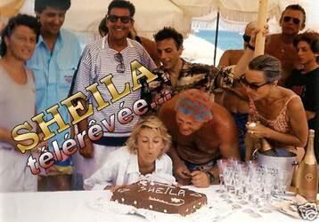 07 avril 1975 / 07 avril 2015 : Le fils de Sheila a 40 ans... Nouveautés !