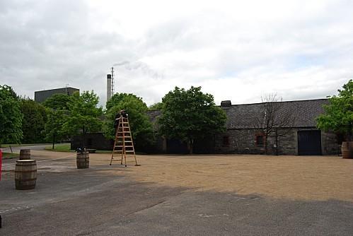Distillerie de Middleton - Irlande - mai 2011 002