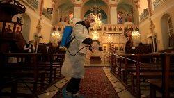 Face au coronavirus, les chrétiens invités à faire preuve de créativité