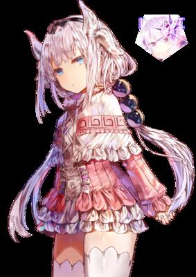 [Miss Kobayashi's Dragon Maid] Kanna Kamui Render by LCkiWi