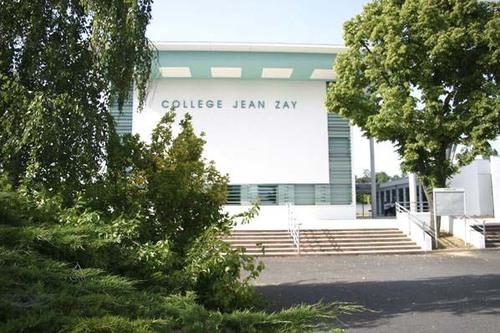 Jean Zay, un collège « survitaminé » aux projets.