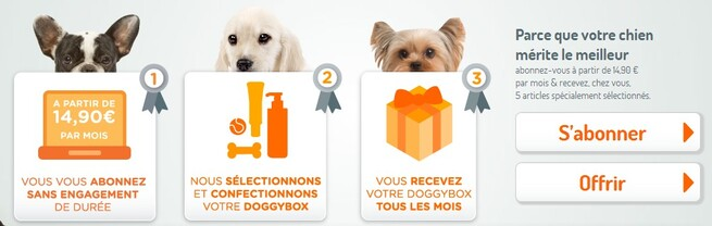 Doggybox Octobre 2014