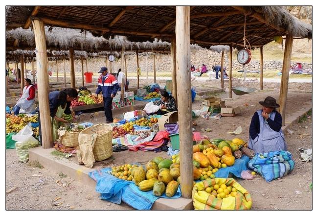 Chinchero - le village