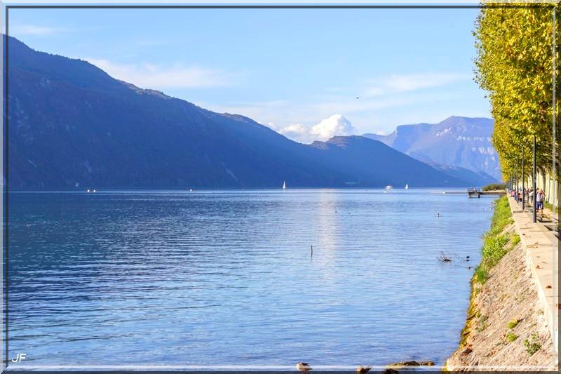 885 - Le Lac du Bourget