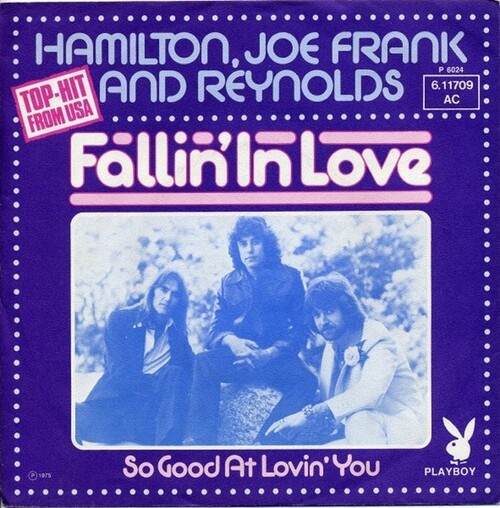 HAMILTON, Joe Frank - Falling in Love (1975)  (Hits 1960-1979)