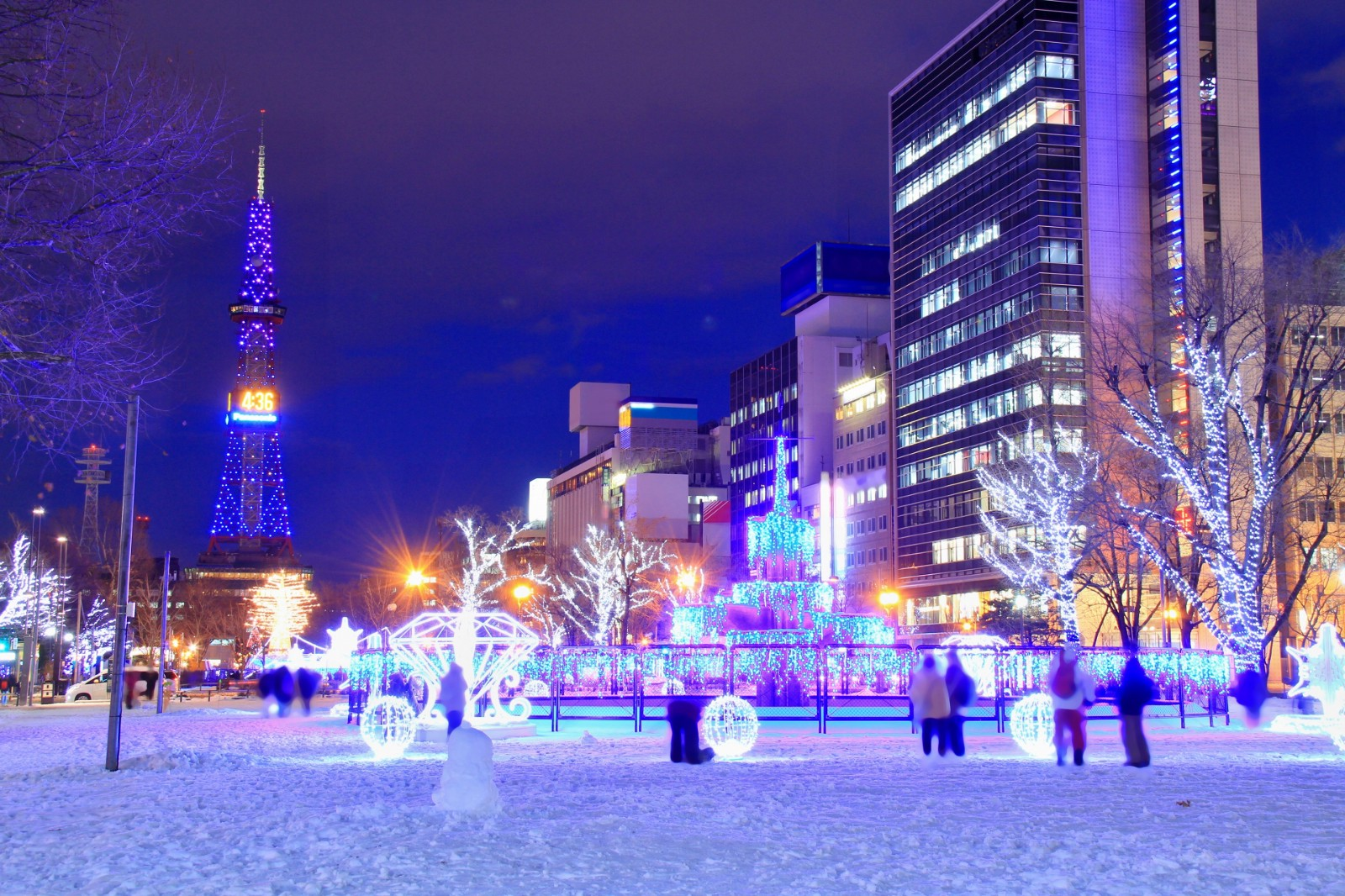 Image result for sapporo winter best pictures