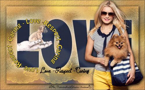 Love Respect by Marcinha et Elaine
