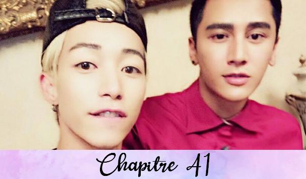 Chapitre 41 : La belle couleur rose