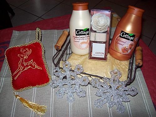 Echange Noël MissParker pour Pierrette