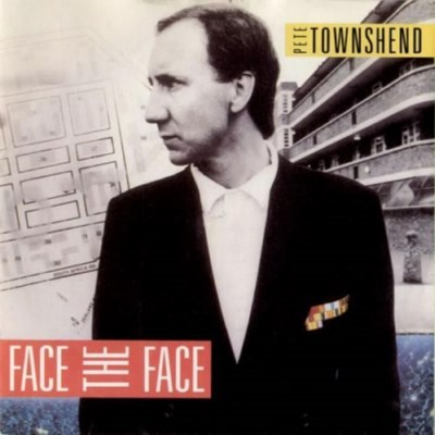 Pete Townshend - Face The Face - 1985