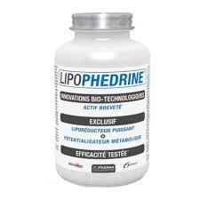 Lipophédrine, enfin un ennemi des graisses installées !