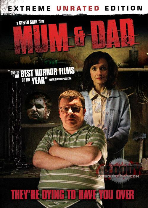 MUM AND DAD de Steven SHEIL