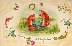 """Pensée du jour : """"poisson d'avril"""""""