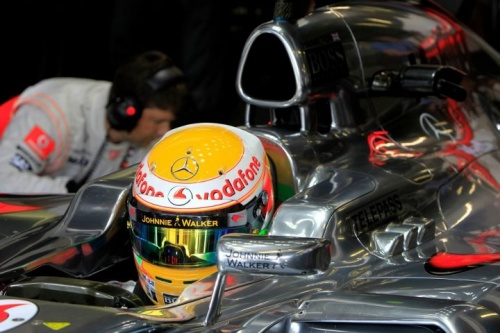 GP Italie : Qualifications - Hamilton 1°, Button 2°