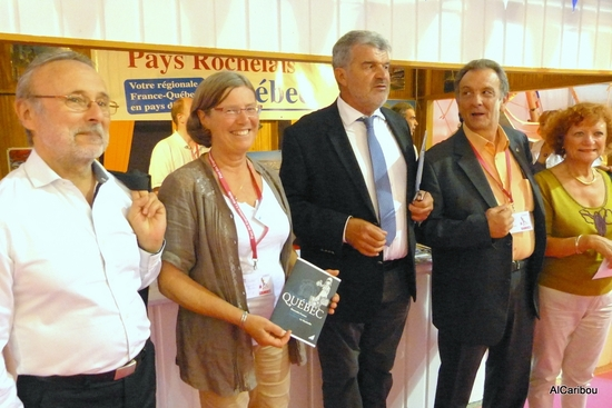 Michel Carmona, Marion Givelet, Jean-François Fountaine, Christian Rouvraud, Marylise Fleuret-Pagnoux