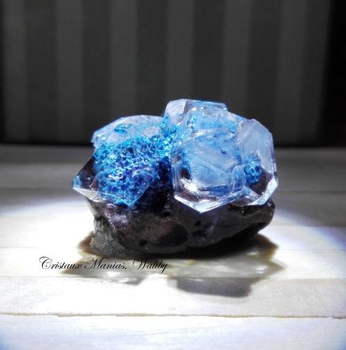 Recette des cristaux d'alun
