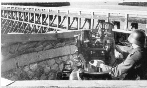 Calais , base pour l'opération Seelöwe, 2ème partie
