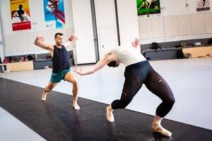 dance ballet class choreographer nicolas fonte