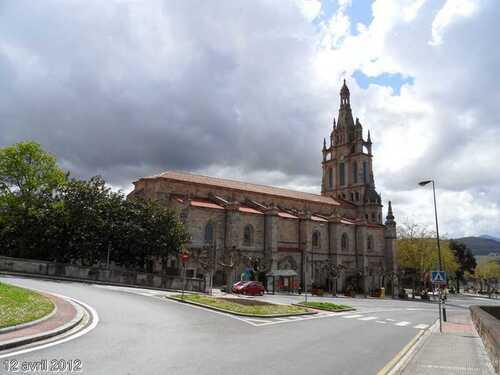 (J8) Gernika / Bilbao 12 avril 2012 (Bilbao)