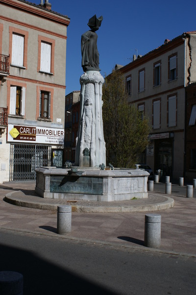 fontaines toulousaines