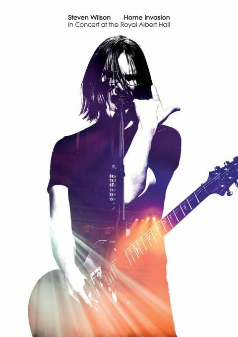 STEVEN WILSON - Les détails du DVD/Blu-ray/CD live Home Invasion: In Concert At The Royal Albert Hall