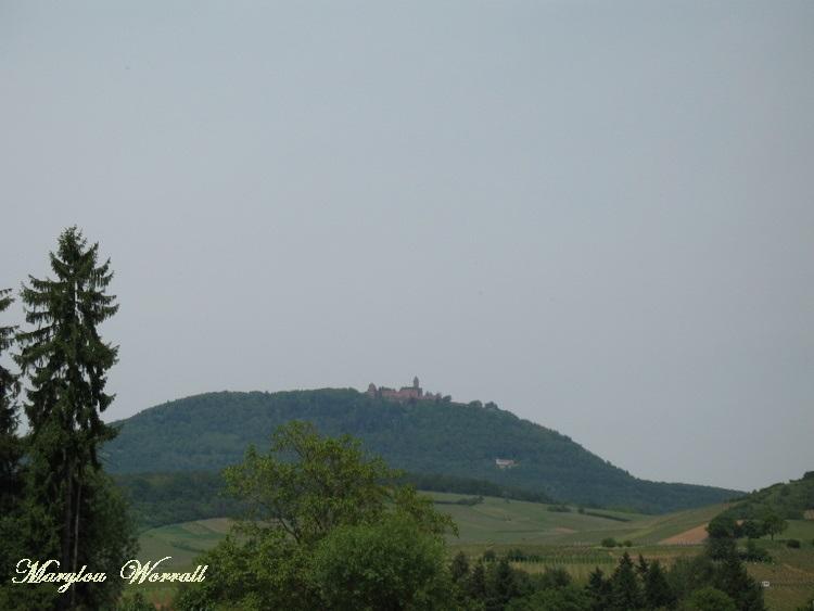 Ribeauvillé : Les châteaux