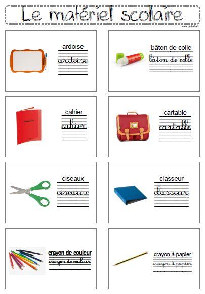 1,2,3,4,5...6 nouveaux glossaires pour écrire !