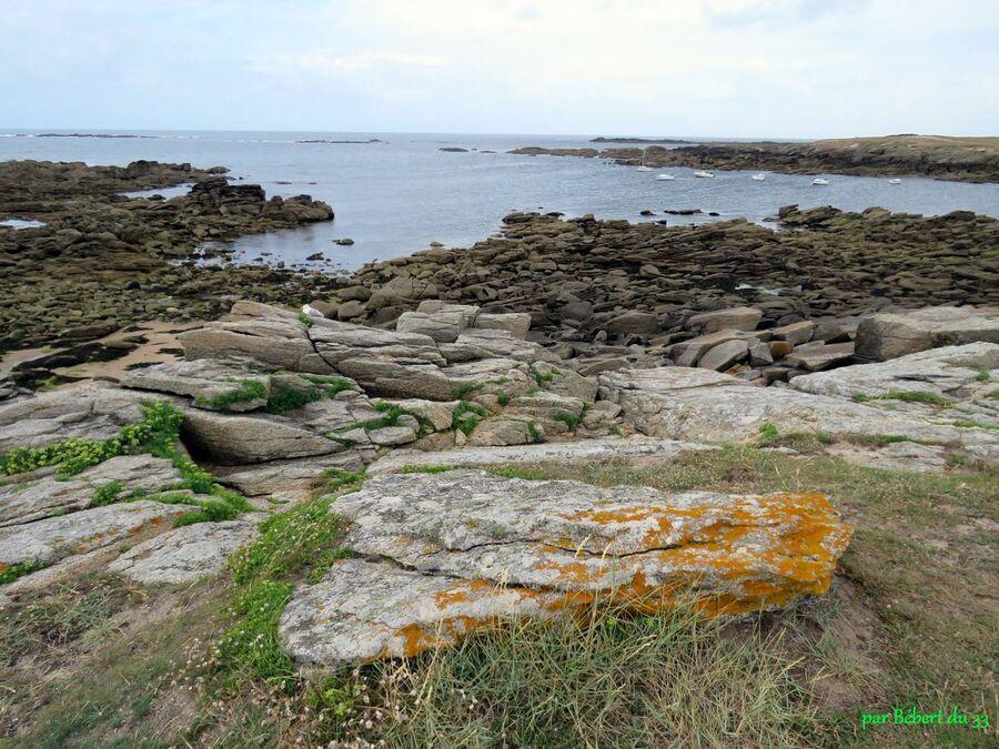 l'ile d'Yeu en Vendée (85)