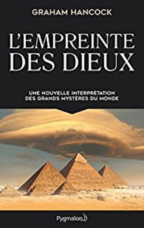 """Un concours sur notre page Les Rebelles-Webzine pour gagner """"L'Empreinte des Dieux"""" avec Pygmalion éditions"""