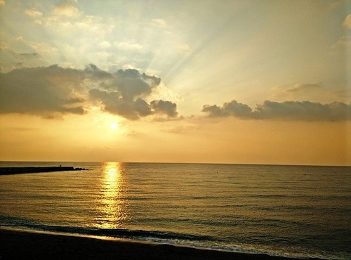 2. Lever de soleil