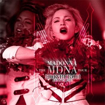 The MDNA Tour - Edinburgh Audio