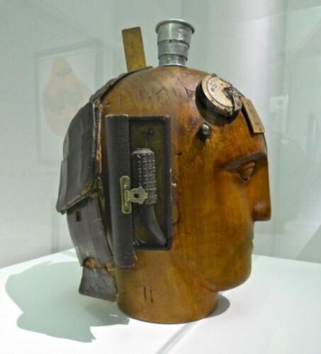 Raoul Hausmann tête mécanique esprit de notre temps 3