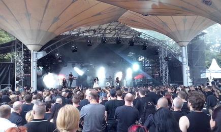 XII. Amphi Festival - Die Bands III