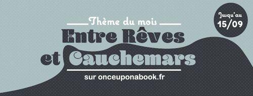 Box de Septembre 2017 - Thème : Entre Rêves et cauchemars