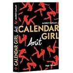 Chronique Calendar Girls Août d'Audrey Carlan
