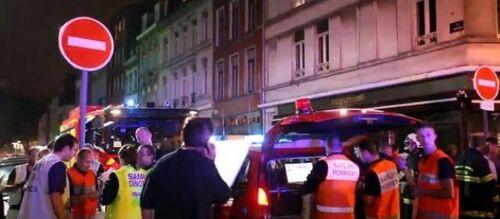 Video : à Lille l'ivresse qui blesse 23 personnes