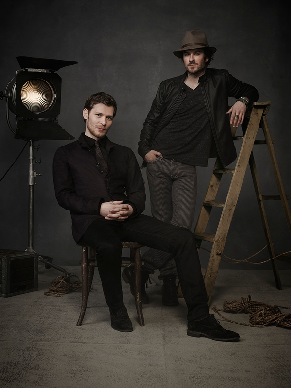 #TVD & #TheOriginals : photo promo de Damon et Klaus