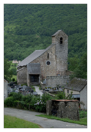 Sainte Engrâce