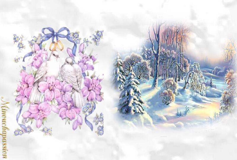 Cartes d'hiver