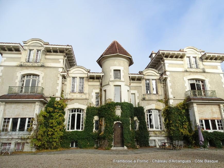 Château d'Arcangues - Côte Basque 2018